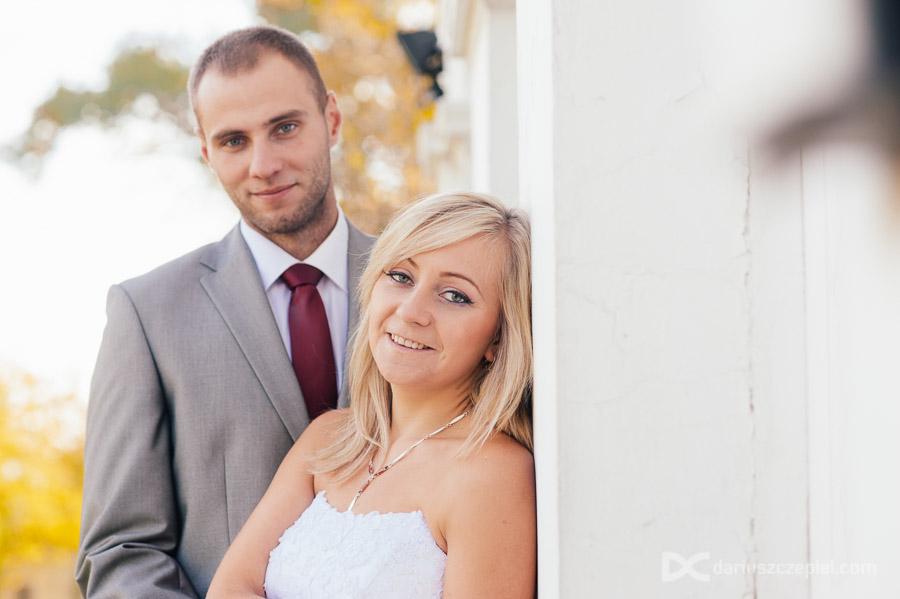 plener ślubny trzebinia