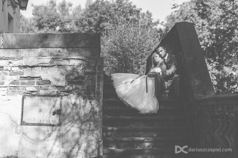 czarno białe zdjęcie plenerowe też jest fajne