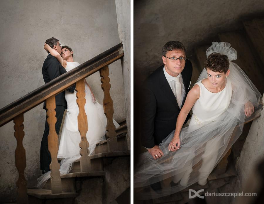 sesja ślubna w kamienicy na kazimierzu