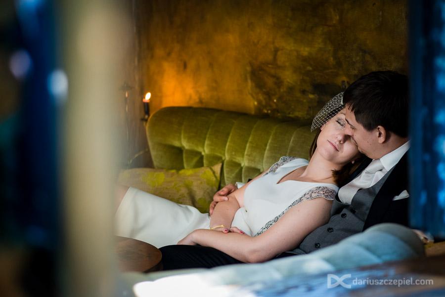 romantyczna sesja plenerowa w Krakowie