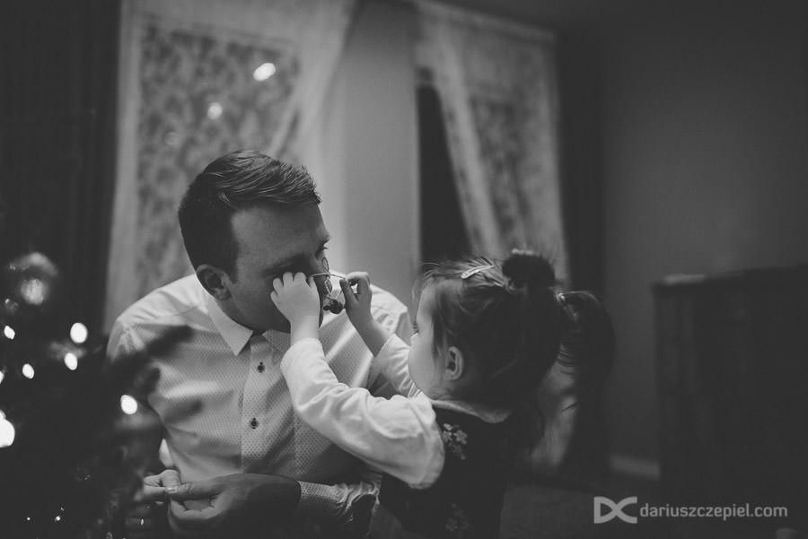 sesja tata i córka kraków