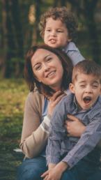 sesja rodzinna pomysł na prezent na dzień matki kraków