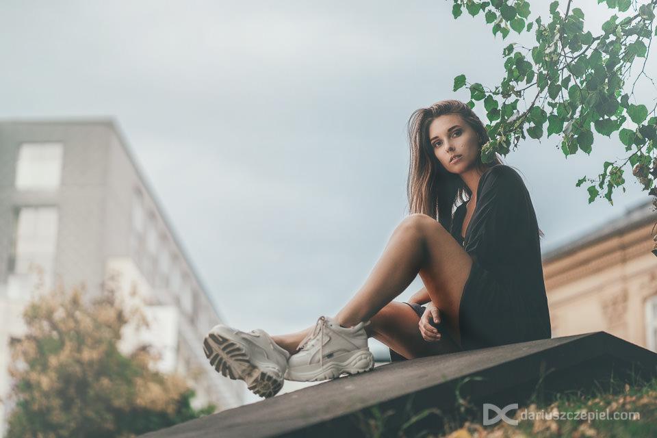 zdjęcie do portfolio modelki