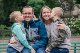 Family photo session in Krakow